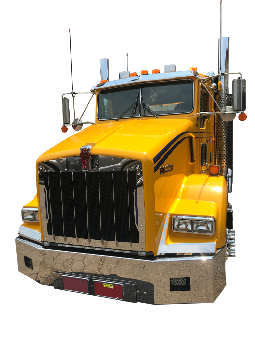 Kenworth Custom Grilles - New From Royalty Core