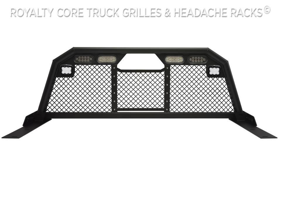 Chevy/GMC 1500/2500/3500 2020 RC88 Headache Rack w ...