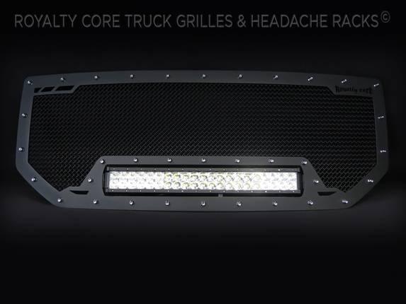 Gmc Terrain Denali For Sale >> GMC Sierra 1500, Denali, & All Terrain 2016-2018 RCRX LED Race Line Grille