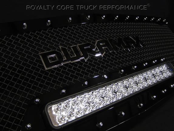 Custom Truck Grilles >> Duramax Emblem