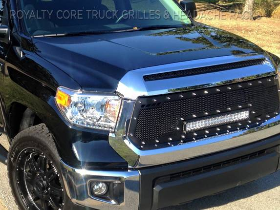 Toyota Tundra 2014 2017 Rcrx Led Race Line Grille