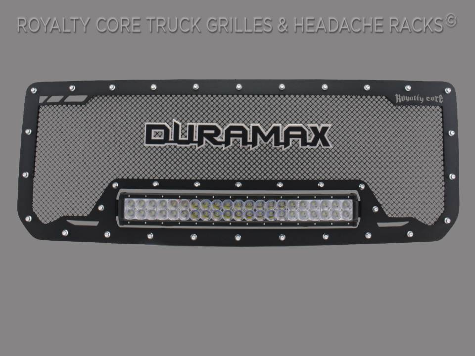 High-Quality Custom Truck Emblems | Royalty Core