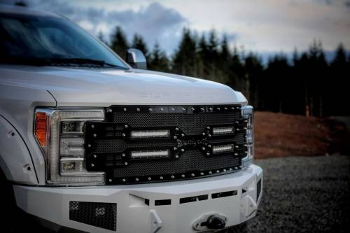 Ford Grilles - Super Duty