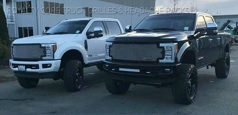 Ford Super Duty 2017-2019 RCR Race Line Full Grille Replacement