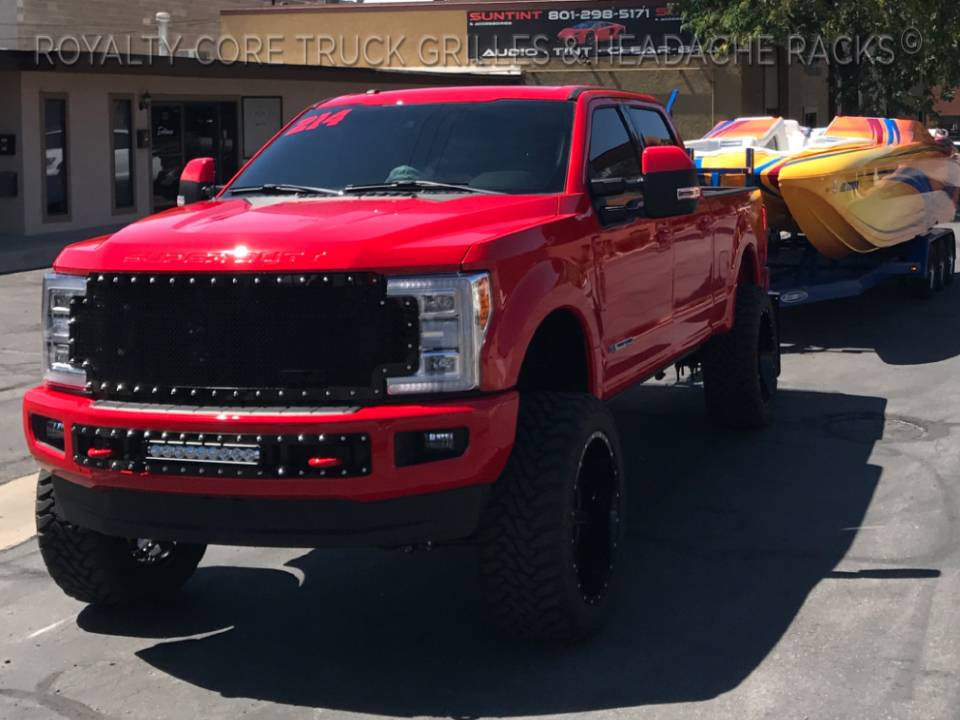Ford Super Duty 2017-2019 RC1 Classic Full Grille Replacement