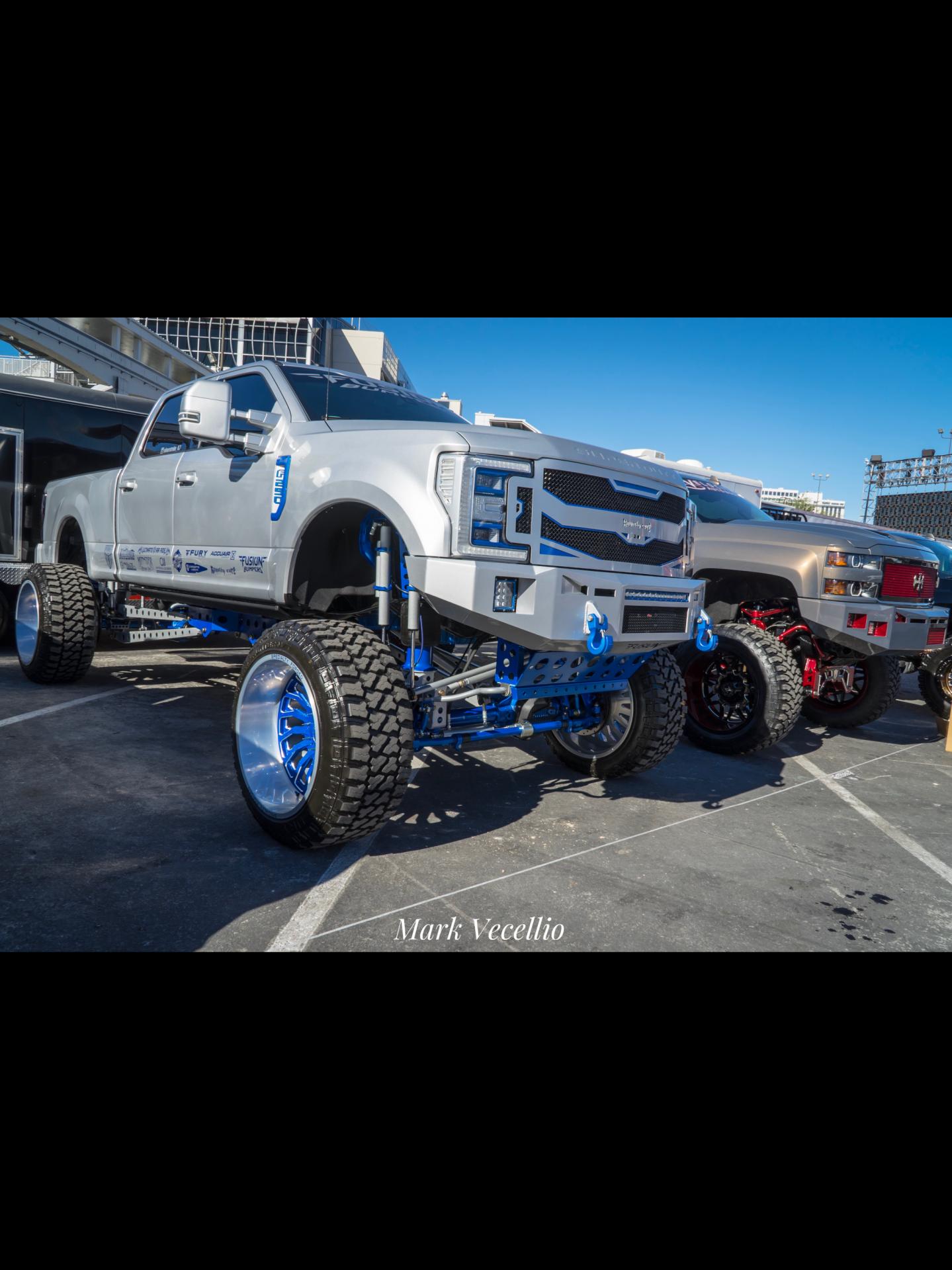 Cleveland Dodge Dealer >> Photo Gallery - SEMA 2017 BUILDS