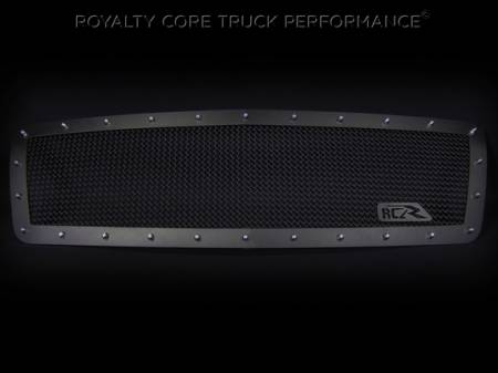 Royalty Core - Chevrolet Suburban, Tahoe, Avalanche 2007-2014 RCR Race Line Grille