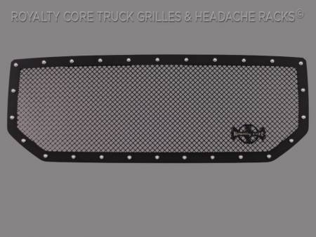 Royalty Core - GMC Sierra 1500, Denali, & All Terrain 2016-2018 RCR Race Line Grille