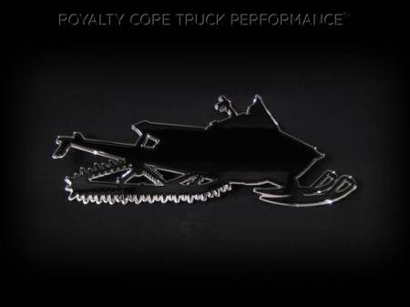 Royalty Core - Snowmobile Sled