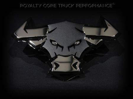 Royalty Core - Custom Bull Emblem