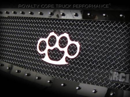 Royalty Core - Brass Knuckles