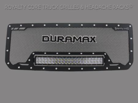 Royalty Core - Duramax Emblem