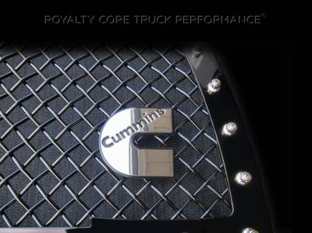 Royalty Core - Cummins C Logo