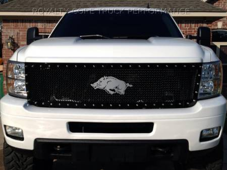 Royalty Core - Arkansas Razorback Logo