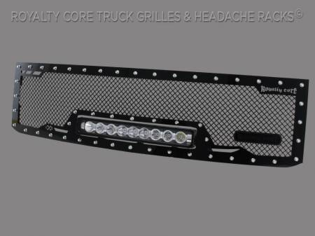 Royalty Core - Chevy 2500/3500 2015-2019 RC1X Incredible LED Grille