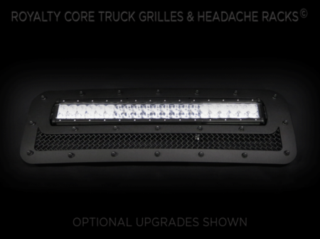 Royalty Core - Nissan Titan 2004-2015 RCRX LED Bumper Grille