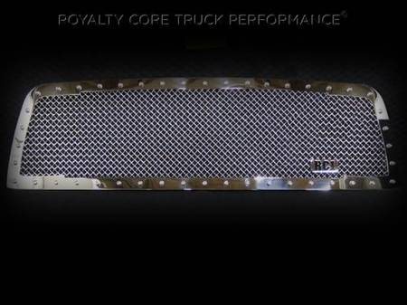 Royalty Core - Dodge Ram 1500 2013-2018 RC1 Classic Grille Chrome