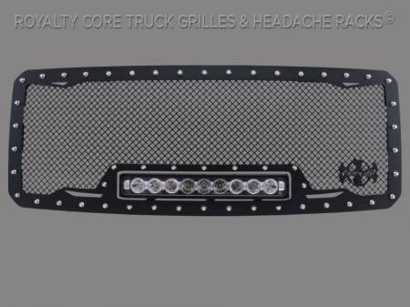 Royalty Core - Ford SuperDuty 2011-2016 RC1X Incredible LED Grille