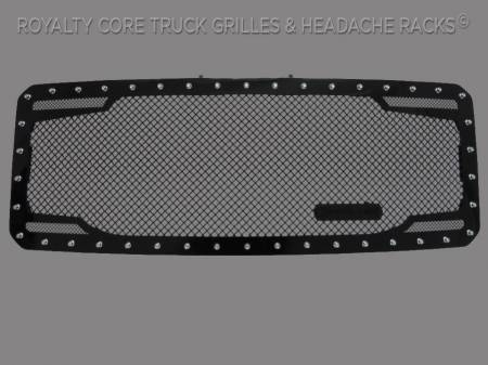Meyer's - Ford Super Duty 2011-2016 RC2 Twin Mesh Grille