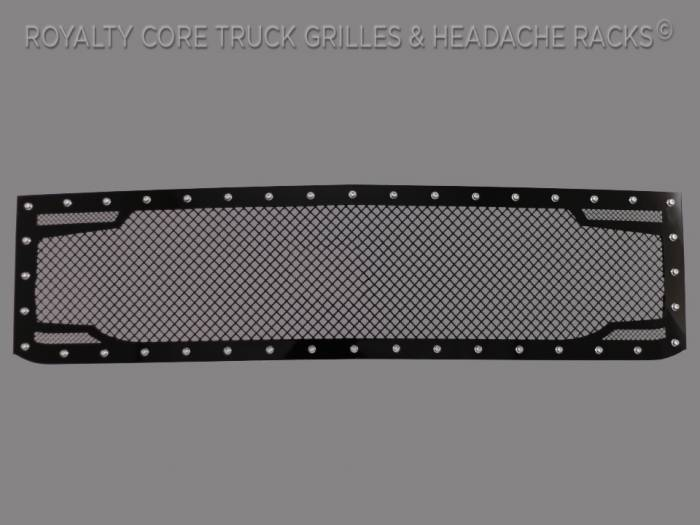Royalty Core - Chevy 2500/3500 2015-2019 RC2 Twin Mesh Grille