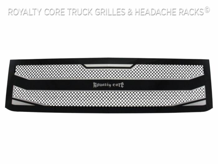 Royalty Core - Chevrolet Silverado 2500/3500 HD 2015-2018 RC4 Layered Grille