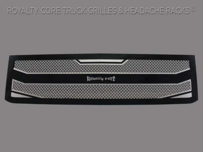 Royalty Core - Chevrolet Silverado 2500/3500 HD 2015-2019 RC4 Layered Grille