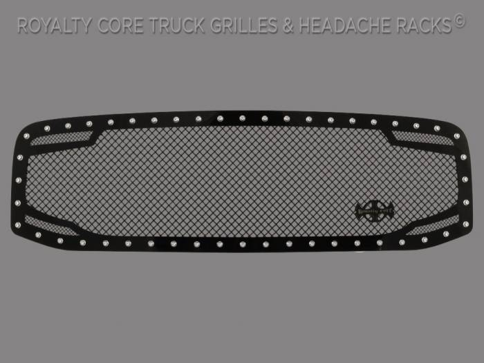 Royalty Core - Dodge Ram 1500 2006-2008 RC2 Twin Mesh Grille