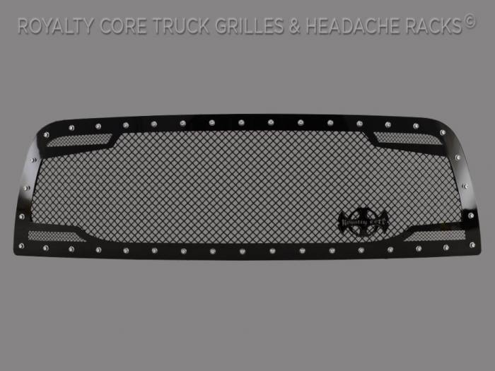 Meyer's - Dodge Ram 2500/3500/4500 2013-2019 RC2 Twin Mesh Grille