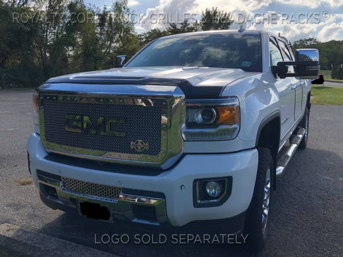 Royalty Core - GMC Denali HD 2500/3500 2015-2018 RC1 Classic Grille Chrome