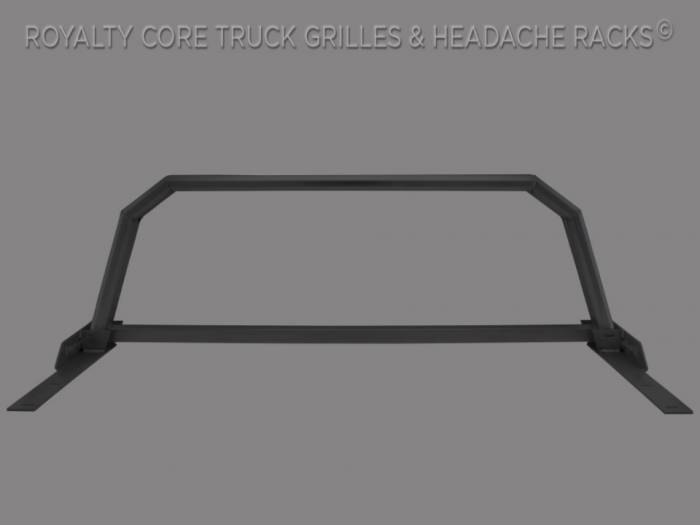Royalty Core - Chevy/GMC 1500/2500/3500 2007.5-2018 RC88S Sport Billet Headache Rack