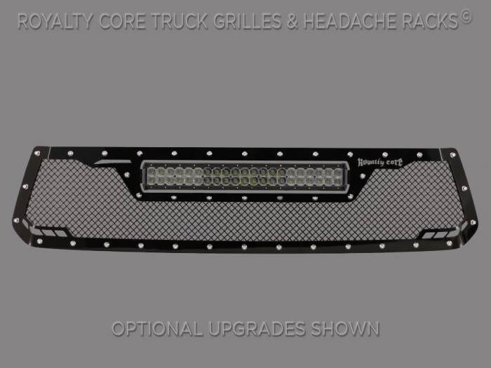 Royalty Core - Toyota Tundra 2014-2020 RCRX LED Race Line Grille-Top Mount LED