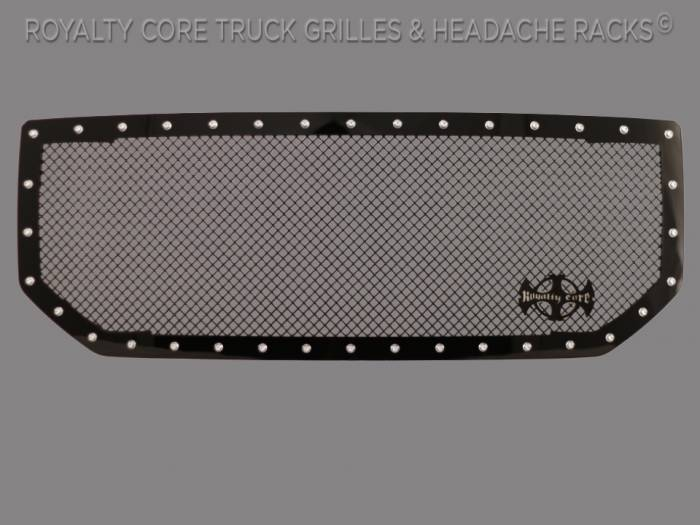 Royalty Core - GMC Sierra 1500, Denali, & All Terrain 2016-2018 RC1 Classic Grille*STOCK*