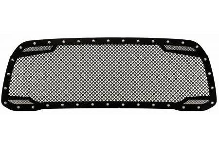 Royalty Core - Dodge Ram 2500/3500/4500 2019-2020 RC2 Twin Mesh Grille FULL REPLACEMENT
