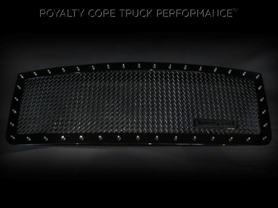 Royalty Core - GMC Sierra & Denali 1500 2007-2013 RC1 Classic Grille