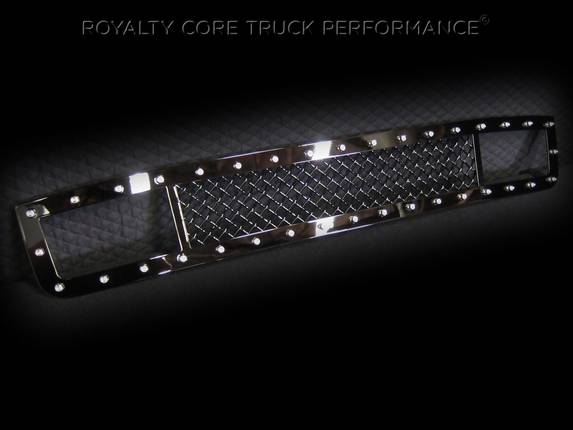 Royalty Core - GMC Denali HD 2500/3500 2011-2014 Lower Bumper Grille