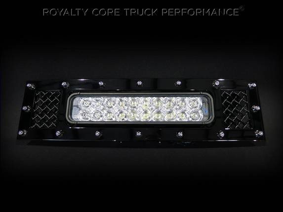 Royalty Core - Ford F-150 2015-2017 LED Bumper Grille