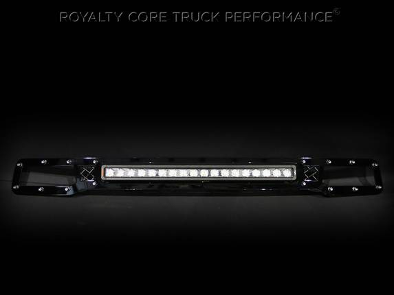 "Royalty Core - Dodge Ram 2013-2018 2500/3500 Bumper Grille with 20"" LED Bar"