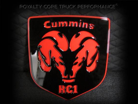 Royalty Core - Cummins Fire Ram