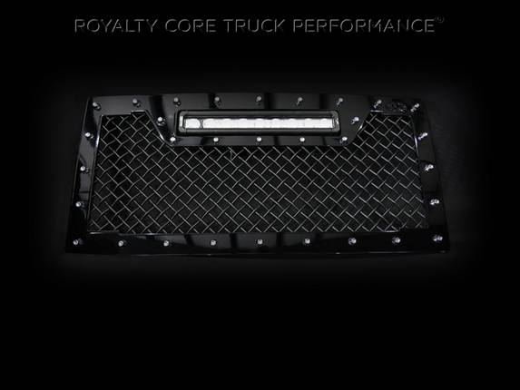 Royalty Core - Jeep Wrangler 2007-2017 RC1X Incredible LED Grille