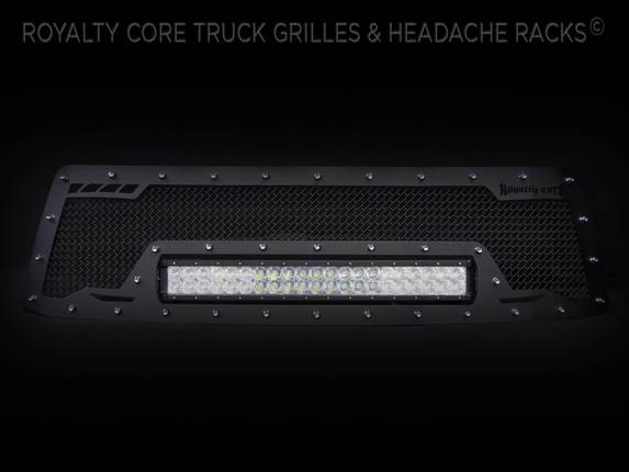 Royalty Core - Toyota Tundra 2010-2013 RCRX LED Race Line Grille
