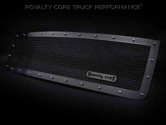 Royalty Core - GMC Sierra HD 2500/3500 2011-2014 RCR Race Line Grille