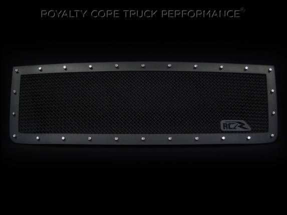 Royalty Core - GMCDenaliHD 2500/3500 2011-2014 RCR Race Line Grille