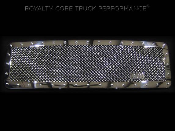 Royalty Core - Chevrolet 1500 2016-2017 RC1 Classic Grille Chrome