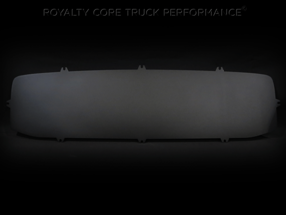 Royalty Core - Chevy 2500/3500 2007-2010 Winter Front Grille Cover