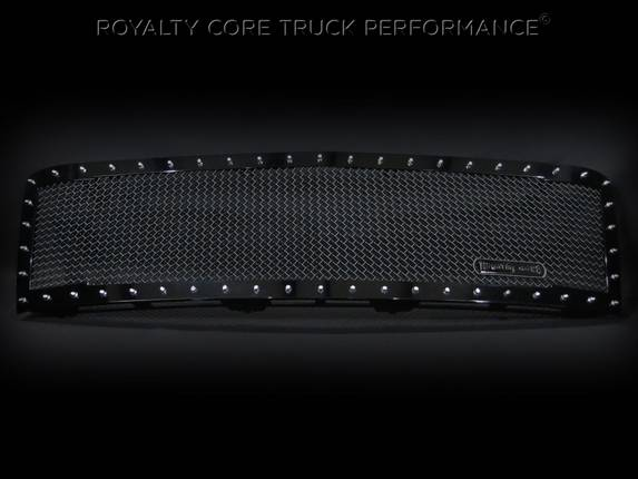 Royalty Core - Chevy 2500/3500 2011-2014 Full Grille Replacement RC1 Classic Grille