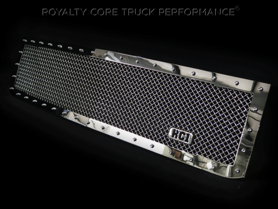 Royalty Core - Chevy 2500/3500 2015-2017 RC1 Classic Grille Chrome