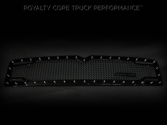 Royalty Core - Dodge Ram 1500 1994-2001 RC2 Twin Mesh Grille (Not Sport Model)