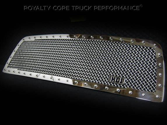 Royalty Core - Dodge Ram 1500 2002-2005 RC1 Classic Grille Chrome