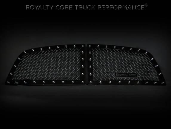 Royalty Core - Dodge Ram 1500 2009-2012 RC1 Classic Grille 2 Piece