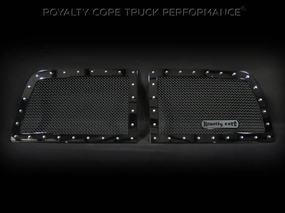 Royalty Core - Dodge Ram 2500/3500/4500 2010-2012 RC1 Classic Grille 2 Piece